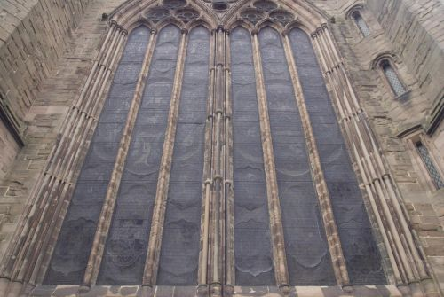 HEREFORD CATHEDRAL WIRE GUARDS