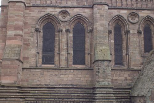 HEREFORD CATHEDRAL