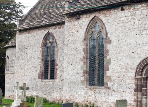 ST MICHAEL AND ALL ANGELS,  MOCCAS