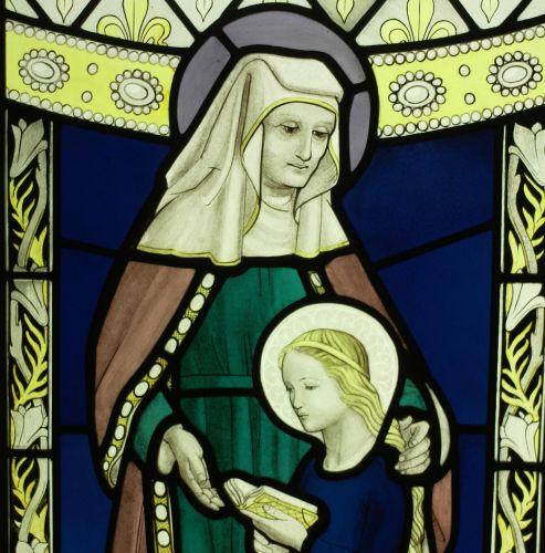 ST JOSEPH, BROMYARD. LADY CHAPEL