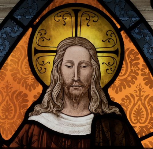 CHRIST IN MAJESTY- STUDIO PANEL