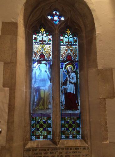 St MARYS, HASFIELD