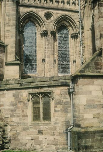 HEREFORD CATHEDRAL. LADY CHAPEL sIV & sV