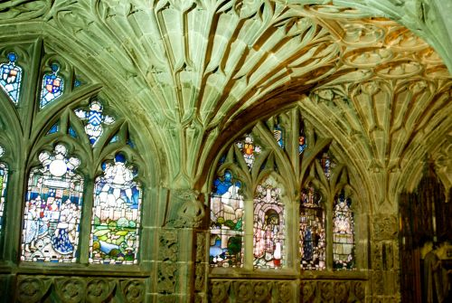 HEREFORD CATHEDRAL STANBURY CHAPEL