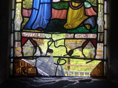 ST MARYS CHURCH, JACKFIELD