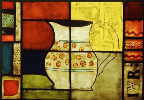 JEAN MILLER'S WINDOW