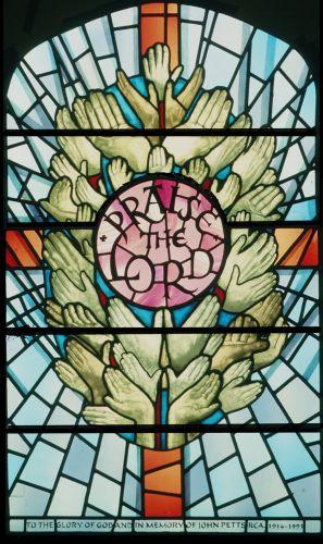 HOLY TRINITY, ABERGAVENNY.